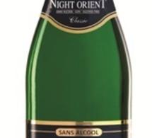 Night Orient présente Classic, son pétillant sans alcool