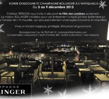 """Soirées """"Doudoune et Champagne"""" à L'Antiquaille, à Lyon"""