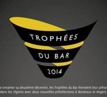Les Trophées du bar 2014 : les rendez-vous à ne pas manquer