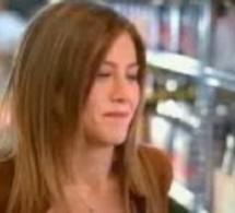Jennifer Aniston dans une pub Heineken