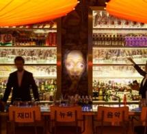 Miss Ko et son bar à cocktails