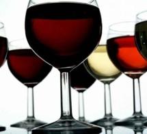 La consommation d'alcool en Europe en 2013