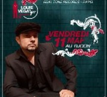 Little Louie Vega et Franck Roger @ Le  Djoon  Paris vendredi 11 mai