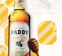 Paddy lance Paddy Spiced Apple et Paddy Irish Honey