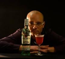 Présentation du cocktail « A Part of Me » by Christophe Davoine au Quarante Trois Cocktail Bar