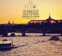 Cocktail Club éphémère : retour de La Barcaza le 29 janvier 2014