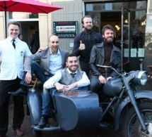 Finale Européenne « Sidecar by Merlet » 2013 : les résultats