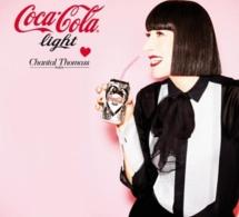 Coca-Cola Light et Chantal Thomass présentent leur édition limitée pour la Saint Valentin