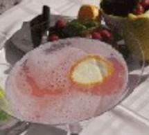 Fiche recette Cocktail : Le Brazilian Rose