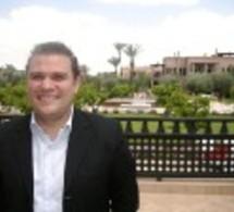 Implantation du Murano Oriental Resort dans la Palmeraie de Marrakech
