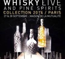Whisky Live Paris 2014 à la Maison de la Mutualité