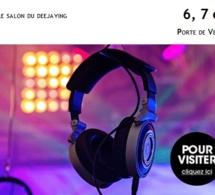 Discom Mixmove 2014 : le salon des professionnels de la Nuit à la Porte de Versailles à Paris