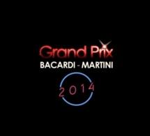 Finale du Grand Prix Bacardi-Martini 2014