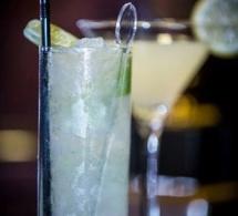 """Cocktails """"spécial Jeux Olympiques"""" au bar de l'Intercontinental Paris Le Grand"""