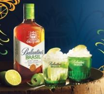 Lancement du nouveau whisky Ballantine's Brasil.