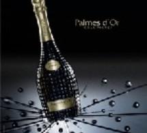Le champagne Palmes d'Or Nicolas Feuillatte fait son Festival