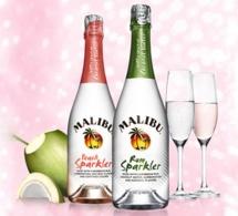 Malibu présente Malibu Rum Sparkler