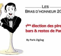 Les Bras d'Honneur 2014 by Paris ZigZag : les résultats!