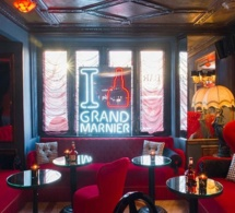 GM House : bar éphémère Grand Marnier® à Lapérouse