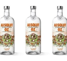 Lancement de Absolut Oz en Australie