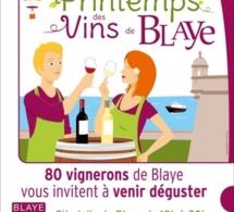 Le Printemps des Vins de Blaye 2014