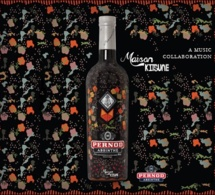 Pernod Absinthe & Maison Kitsuné : collaboration musicale