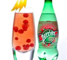 Recette Cocktail PERRIER Red Delight