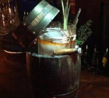 "Cocktail ""Tiki Old Fashioned"" au Forvm"