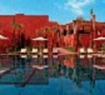 Marrakech, les pieds dans l'eau…