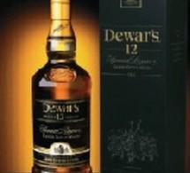 Les whiskies Dewar's et Aberfeldy vendus depuis mars 2007 en exclusivité chez Monoprix