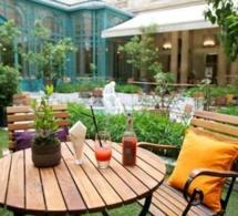 La Terrasse d'été du Westin Paris-Vendôme par Alain Milliat