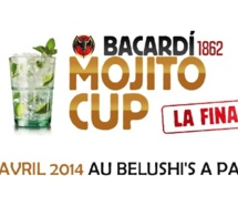 Bacardi Mojito Cup 2014 : Finale nationale le 14 avril à Paris