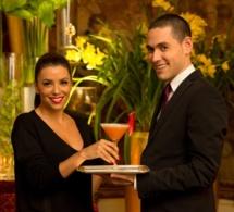 Cocktail E « V » A Margarita au Four Seasons Hotel George V