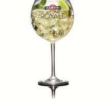 Martini Royale : le cocktail de l'été