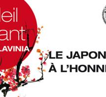 Soleil Levant chez Lavinia : le japon à l'honneur