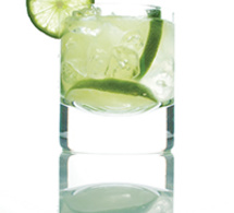 Recette cocktail Leblon Caipirhina