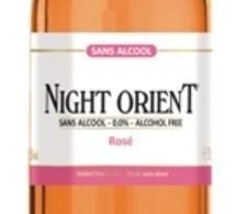 Night Orient présente son rosé sans alcool