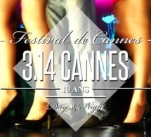 Le Festival de Cannes s'affiche au 3.14 CANNES