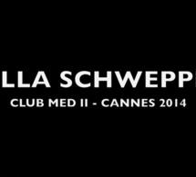 Cannes 2014 : La Villa Schweppes fait le buzz