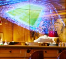 Opération Mondial 2014 au Bar du Bristol Paris