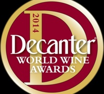 Decanter World Wine Awards 2014 : les résultats  !