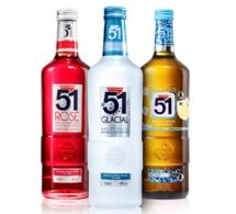 Pernod lance 51 GLACIAL