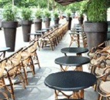 Nouveau : restaurant Les Princes à Paris, la plus grande Terrasse du 16 ème…