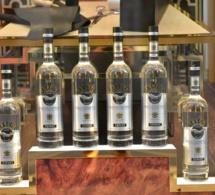 Beluga s'expose à The Paris Liquor Store
