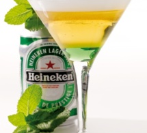 Recette cocktail Passion Verte by Heineken