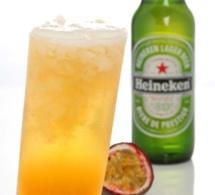 Recette cocktail Passion Bière by Heineken