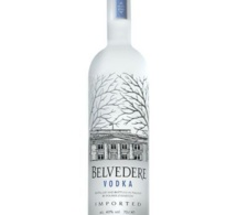 Belvedere Vodka primée à l'International Spirits Challenge