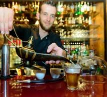Cocktail « The Magic Genius » au Buddha-Bar Hôtel Paris