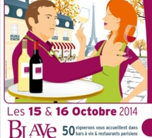 Blaye au Comptoir de retour à Paris pour son édition 2014