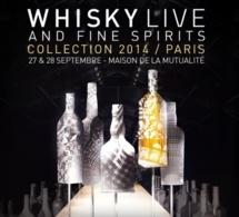 Pernod et ses marques au Whisky Live Paris 2014